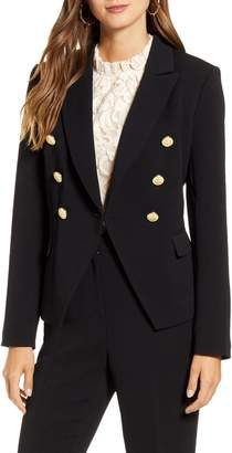Rachel Parcell Fitted Blazer