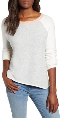 Caslon Colorblock Sweater