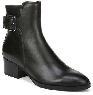 Via Spiga Ovelle Leather Block Heel Boot