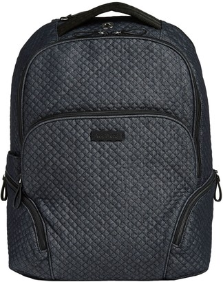 Vera Bradley Denim Iconic Backpack