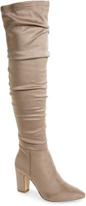 Chinese Laundry Rami Slouchy Over the Knee Boot