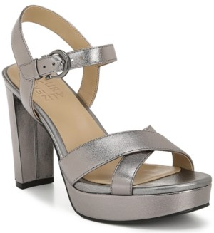 Naturalizer Mia Ankle Strap Sandals Women's Shoes
