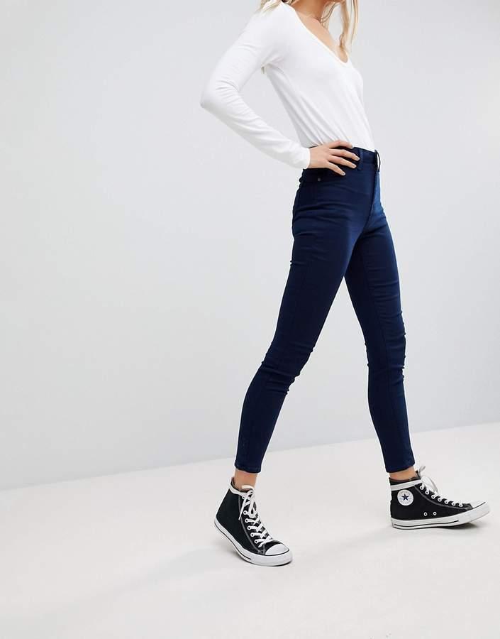 Lee Jeans Lee – Skylar – Enge Jeans mit hoher Taille