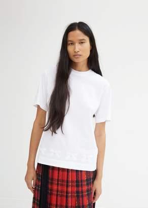 Simone Rocha Beaded Bow T-Shirt