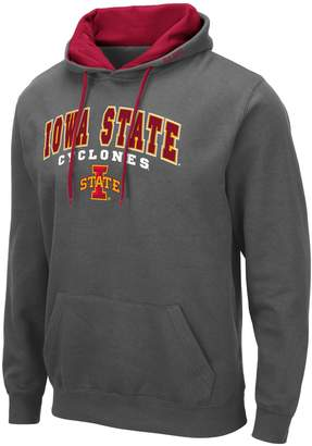 NCAA Unbranded Mens Iowa State Cyclones Mens Pullover Hooded Fleece