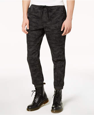 American Rag Men's Camo Jogger Pants, Created for Macy's