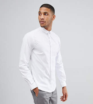8abc59d96 Noak Skinny Shirt With Concealed Placket
