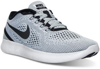 Nike Women's Free Rn Running Sneakers from Finish Line $99.99 thestylecure.com