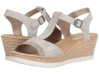 Rieker 61944 Fanni 44 Women's Shoes