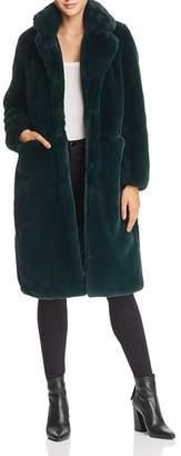 Apparis Laure Faux-Fur Coat