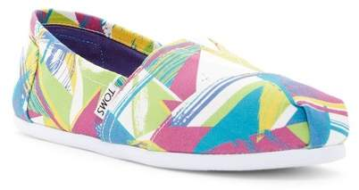 TOMS Classic Triangles Slip-On Shoe