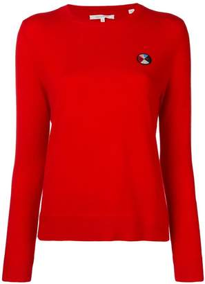Parker Chinti & logo sweater