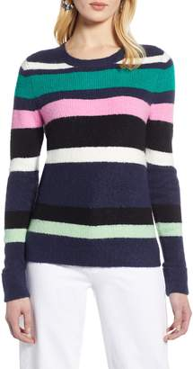 Halogen Cuffed Sleeve Sweater