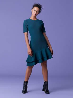 Diane von Furstenberg Adeline Pullover Dress