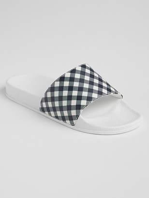 Gap Print Slide Sandals