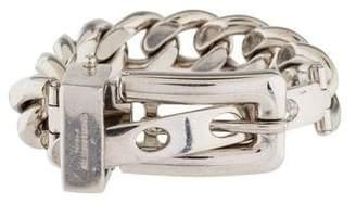 Saint Laurent Buckle Bracelet
