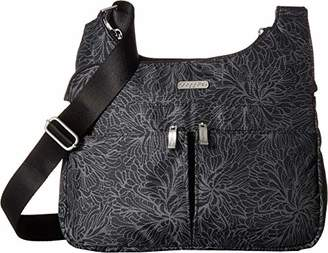 Baggallini Cross Over Crossbody with RFID