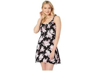 Volcom I Like It Ruffle Dress