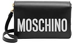 Moschino Women's Logo Crossbody Bag