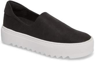 J/Slides Sage Platform Slip-On Sneaker