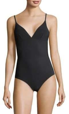 Tory Burch One-Piece Marina Swimsuit
