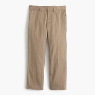 J.Crew Boys' Ludlow suit pant in Italian stretch chino