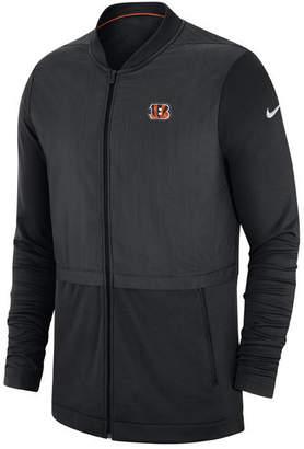 Nike Men Cincinnati Bengals Elite Hybrid Jacket