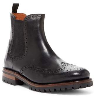 Frye George Lug Brogue Chelsea Boot