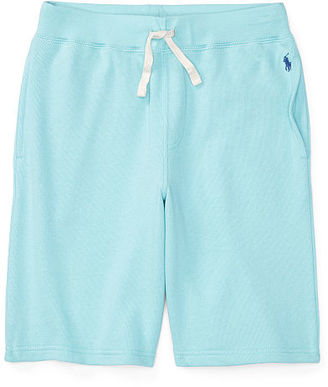 Ralph Lauren Boys 8-20 Cotton Atlantic Terry Short $35 thestylecure.com