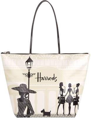 2b2b80069f Harrods Knightsbridge Shopping Shoulder Bag