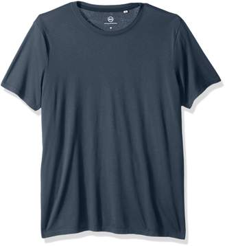 AG Adriano Goldschmied Men's Bryce Short Sleeve Crew Neck Tee, L
