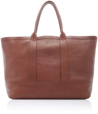 Lotuff Working Leather Tote