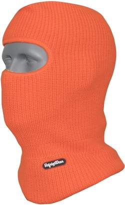 Refrigiwear Double Layer Acrylic Knit Open Hole Balaclava Face Mask, High Visibility Fits All