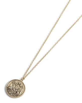 TopmanTopman Gold Coin Necklace*