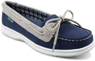 Eastland Women's New York Yankees Sunset Boat Shoes