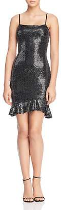 Sunset & Spring Sequin Body-Con Dress - 100% Exclusive