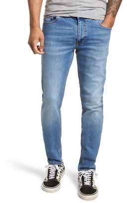 Denim & Supply Ralph Lauren Dr. Denim Supply Co Clark Slim Straight Leg Jeans (Foggy Blue)