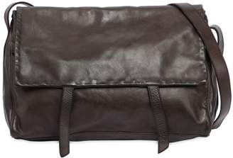 Numero 10 Edmond Leather Messenger Bag