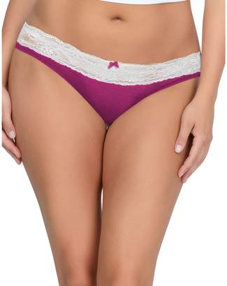 Parfait So Essential Bow and Lace Panty