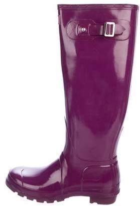 Hunter Knee-High Rain Boots w/ Tags