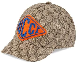 b5d870a18d888 Gucci Kids Children s GG game hat