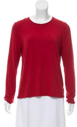 Eileen Fisher Long Sleeve Knit Top