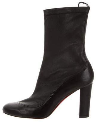 Christian Louboutin Gena Ankle Boots