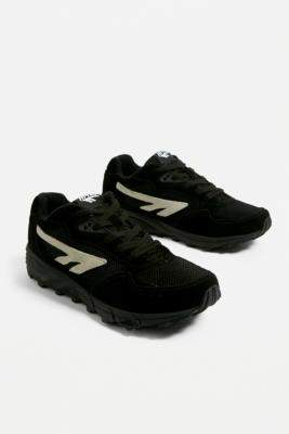 Hi-Tec Shadow TL Black Trainers - black UK 7 at Urban Outfitters