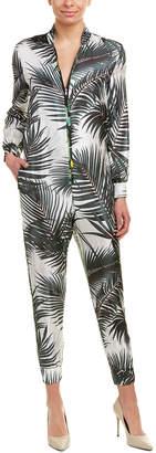 Max Mara Sfilata Silk Jumpsuit