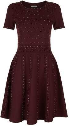 Sandro Studded Dress