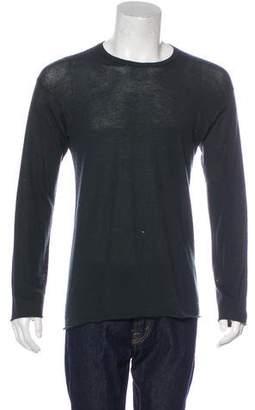 Giorgio Armani Cashmere Crew Neck Sweater