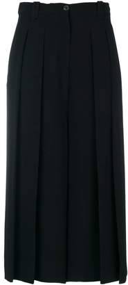 McQ decon double pleated trousers