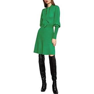 BCBGMAXAZRIA Azria Women's Juliette Sleeve Sweater Dress