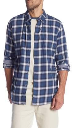 Joe Fresh Lightweight Standard Fit Flannel Shirt